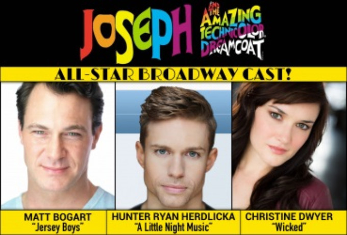 BWW Review: JOSEPH AND THE AMAZING TECHNICOLOR DREAMCOAT at Ridgefield Playhouse