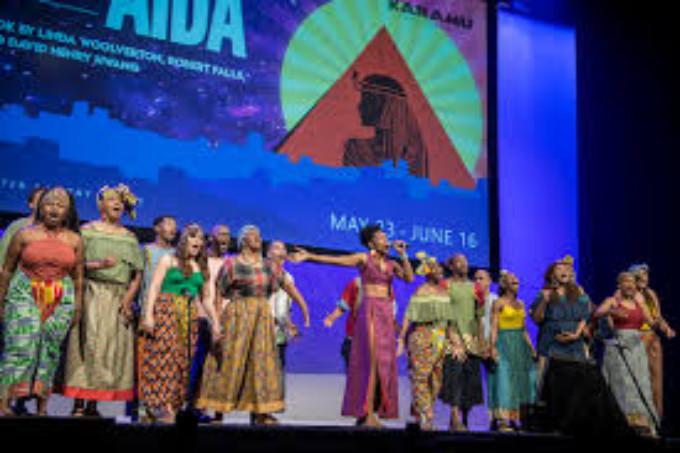 BWW Review: Elton John and Tim Rice's epic AIDA entertains at Karamu