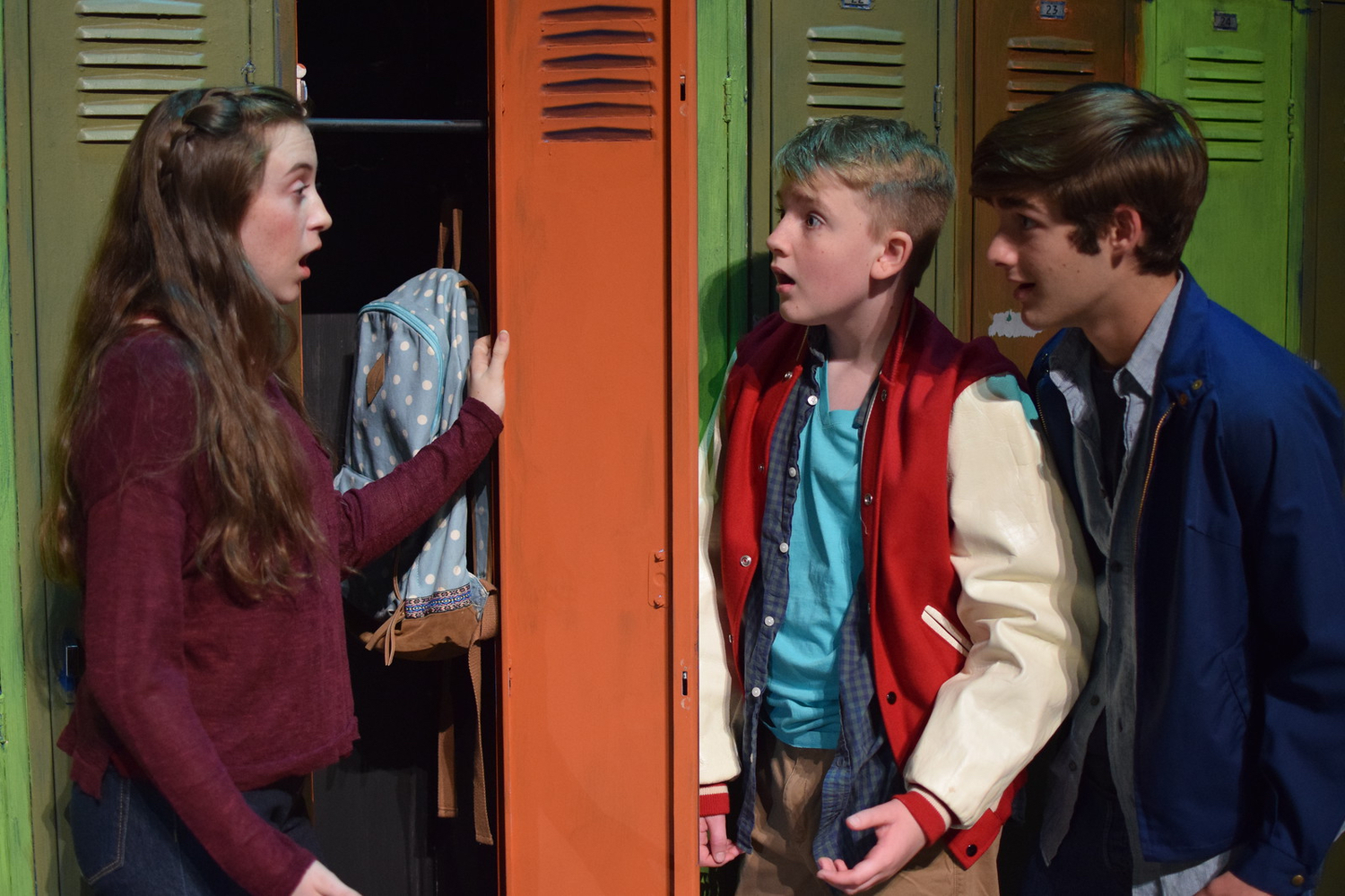 BWW Review: GOOSEBUMPS: THE PHANTOM OF THE AUDITORIUM at The Rose Theater May Give You Shivers!