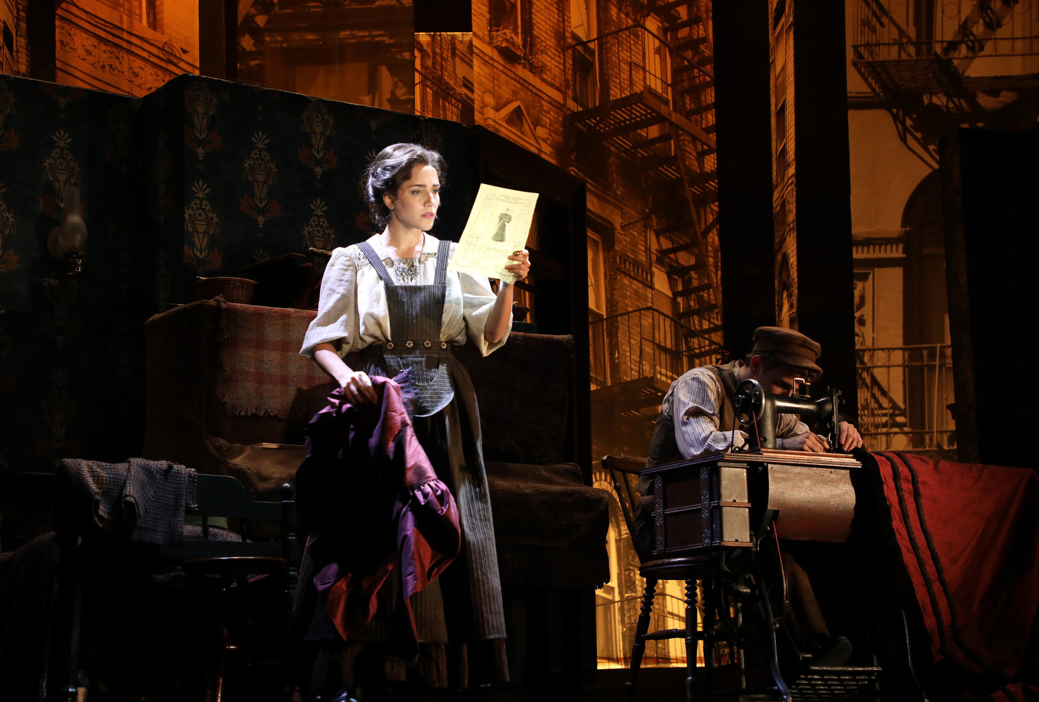 BWW Review: RAGS at Goodspeed Opera House