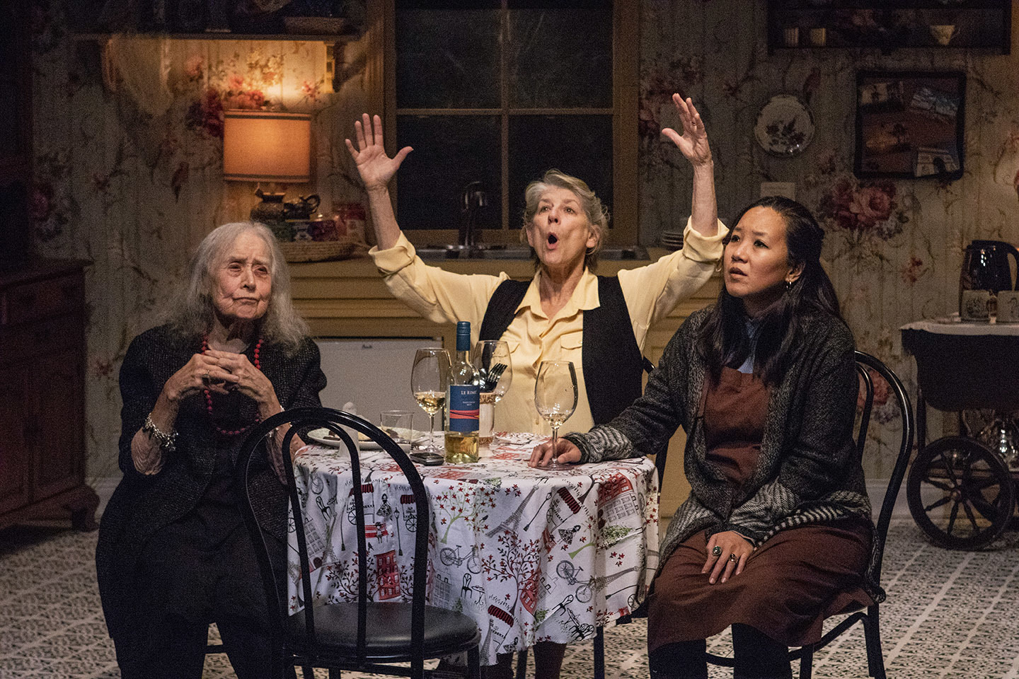 BWW Review: Dobama's JOHN Too Much To Do About Nothing