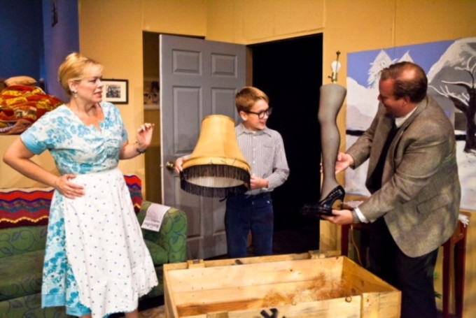 BWW Review: A CHRISTMAS STORY at Boise Little Theater