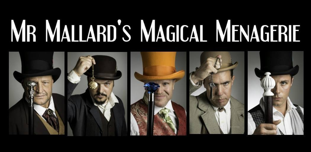 BWW Review: ELITE DANCE THEATRE'S MR. MALLARD'S MAGICAL MENAGERIE & THE MYSTERY OF THE BLACK SWAN at North 4th Theatre
