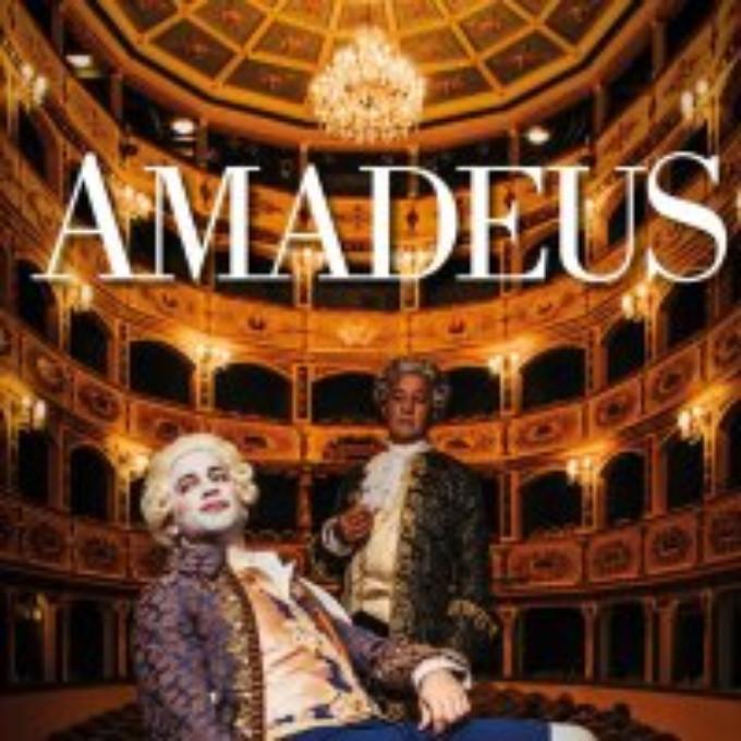 AMADEUS Comes To Teatru Manoel 10/19