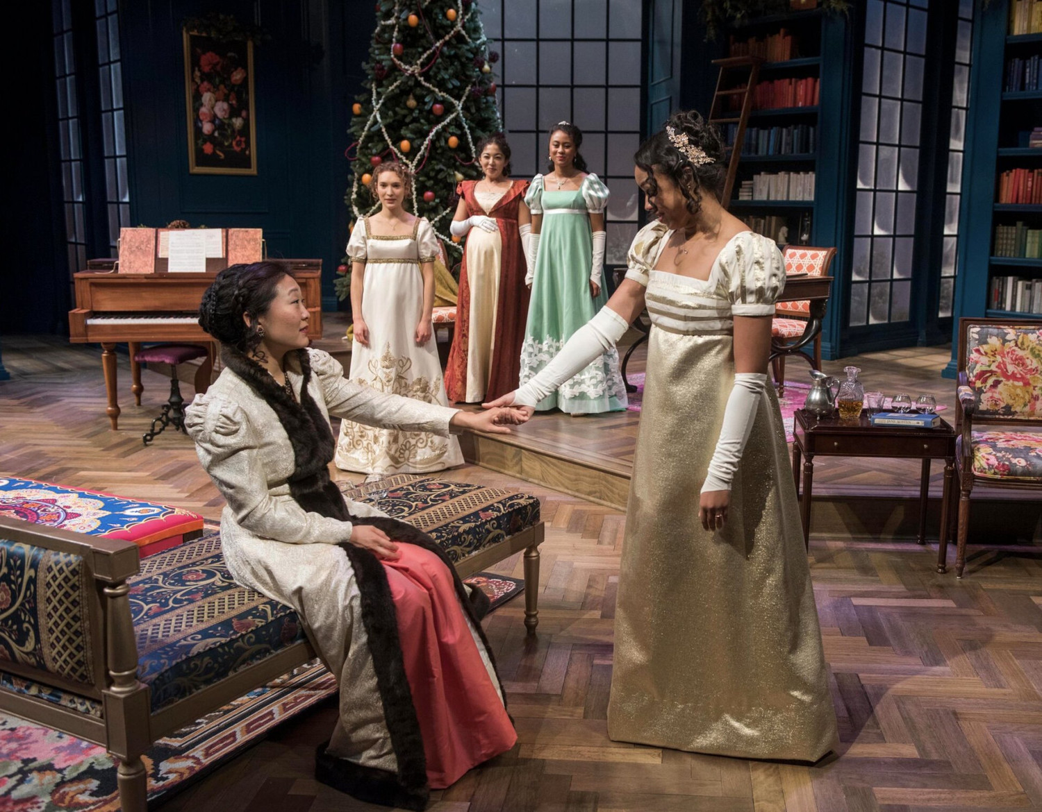 Christmas At Pemberley.Bww Review Witty Wonderful Miss Bennet Christmas At
