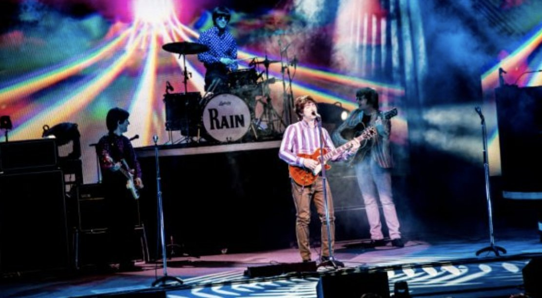 RAIN: A TRIBUTE TO THE BEATLES To Play at Hawaii Theatre Center