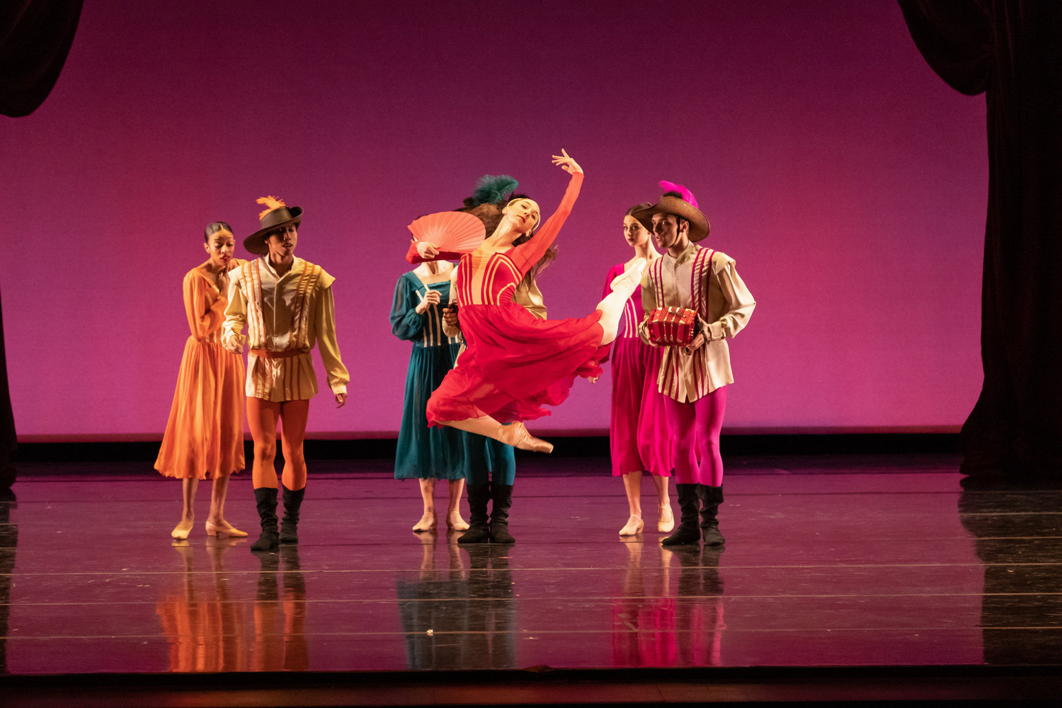 BWW Review: THARP, PARSONS, FORSYTHE at KC Ballet