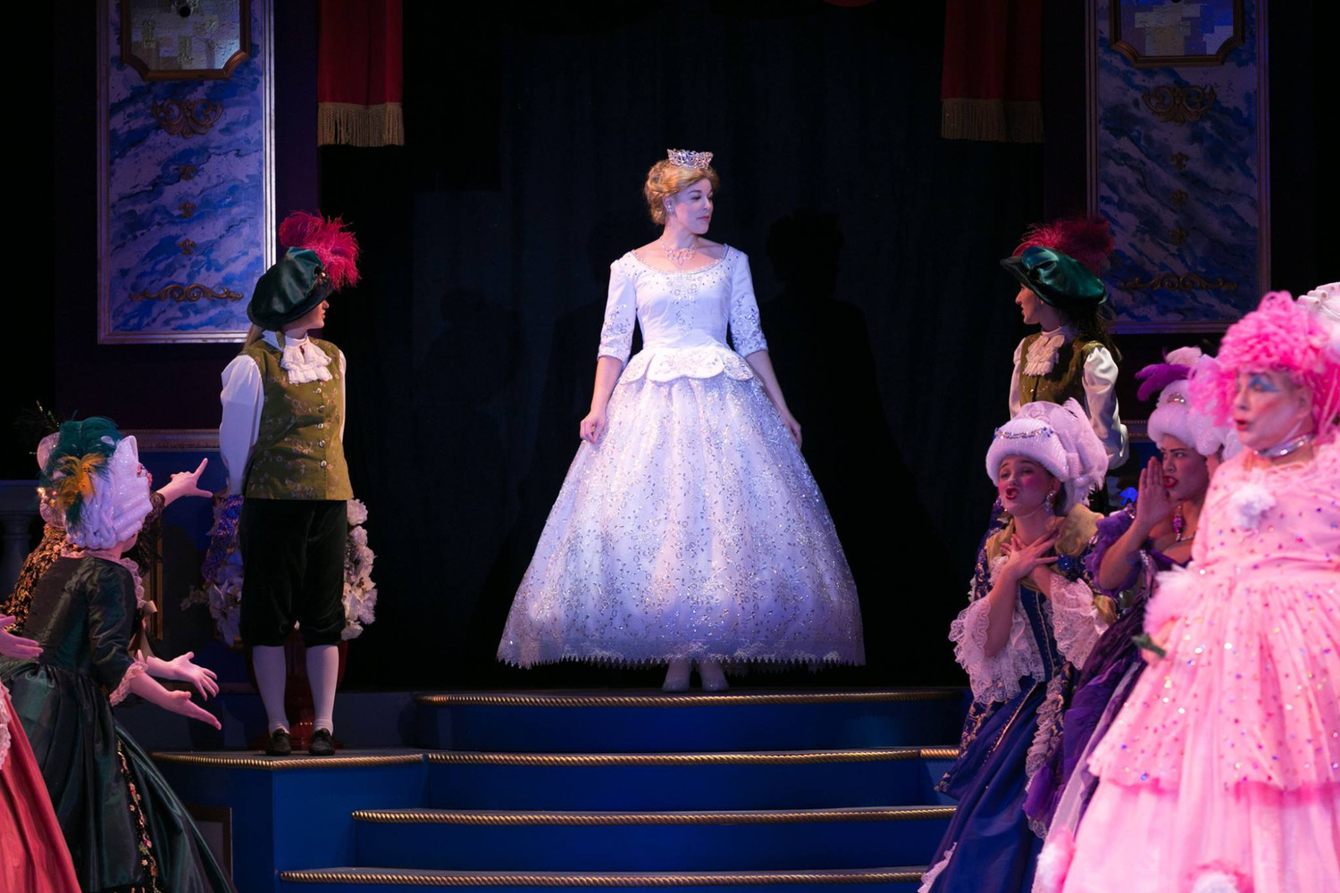 BWW Review: Steeped in Tradition, Raleigh Little Theatre's CINDERELLA Brims with Enchantment