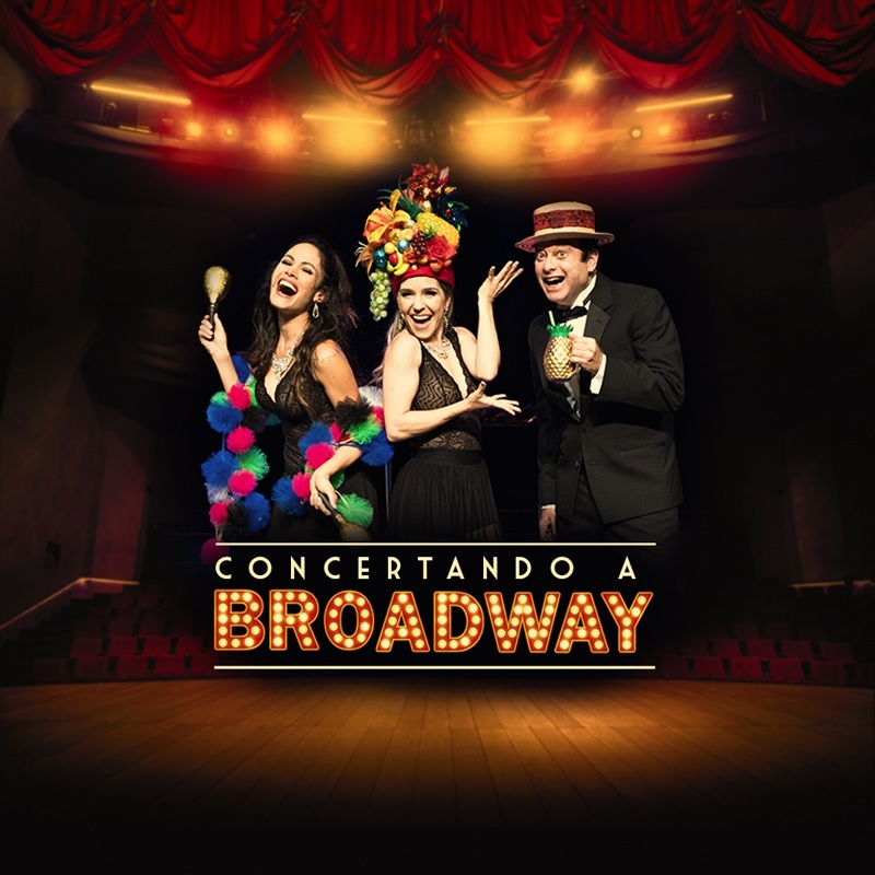 BWW Review: With a Lot of Humor and Irreverence Claudio Goldman Stars CONCERTANDO A BROADWAY Parodying Famous Musicals
