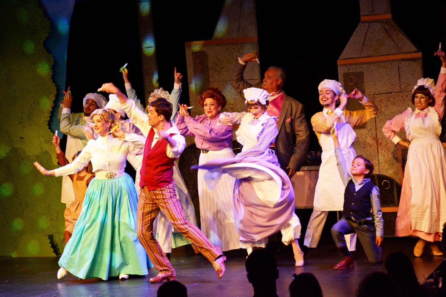 BWW Review: CHITTY CHITTY BANG BANG at Alhambra Theatre And Dining