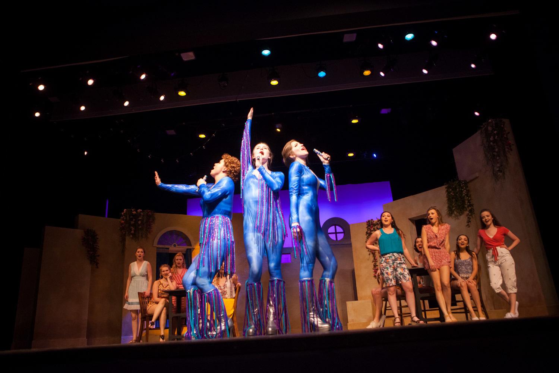 BWW Review: MAMMA MIA! Wins it All at Nebraska Wesleyan University Theatre