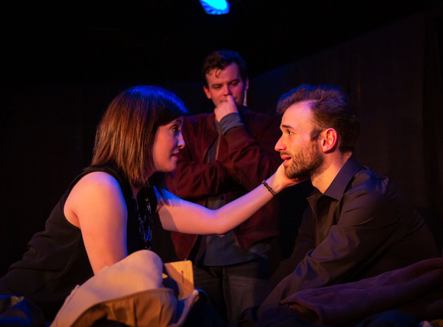 BWW Review: SEPARATE ROOMS at 4615 Theatre Company