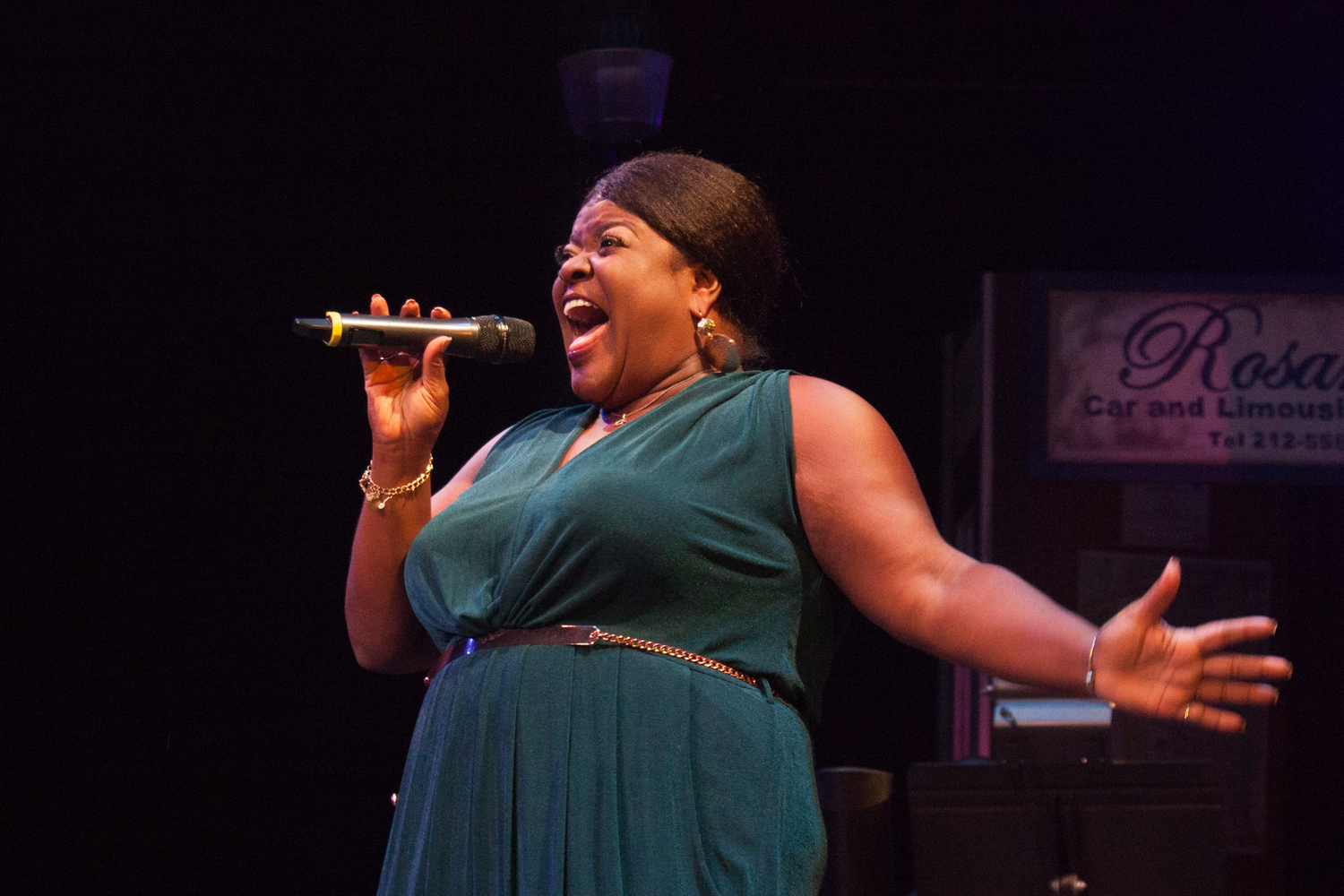 BWW Review: TARRA CONNER JONES HERE IS LOVE at Westcoast Black Theatre