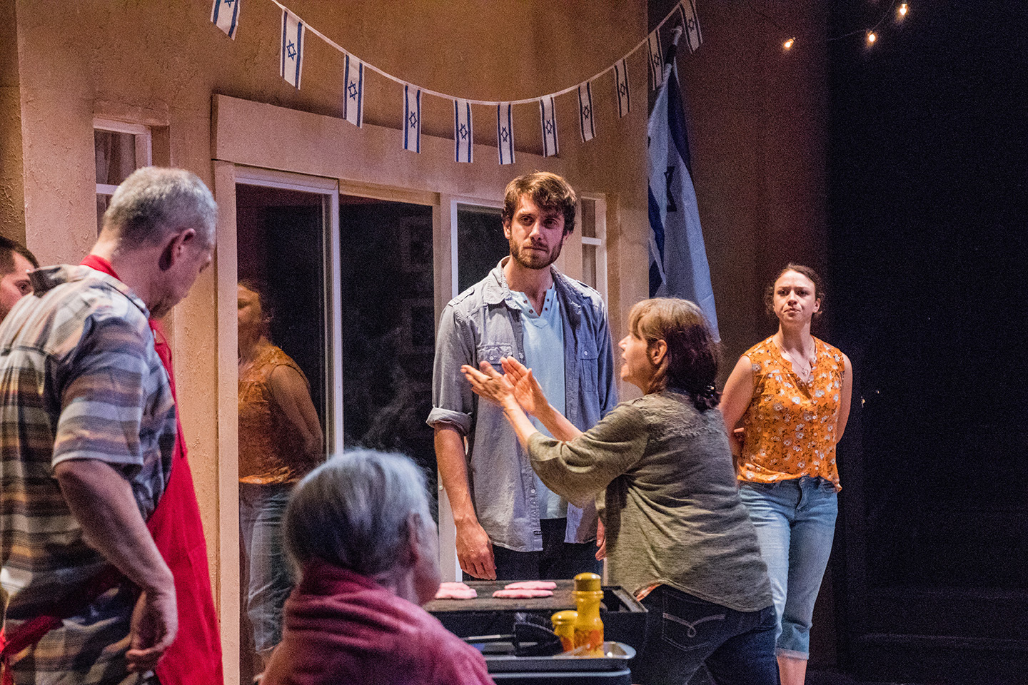 "BWW Review:  Hyper-realistic must see ""On the Grill"" compels at Dobama"