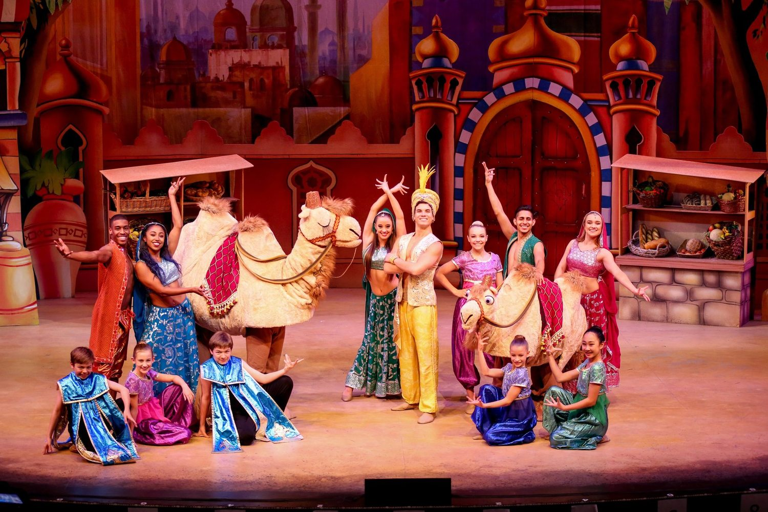 BWW Interview: Jason Gotay Talks ALADDIN AND HIS WINTER WISH, Panto Tradition, and Returning to the North Carolina Theatre Stage