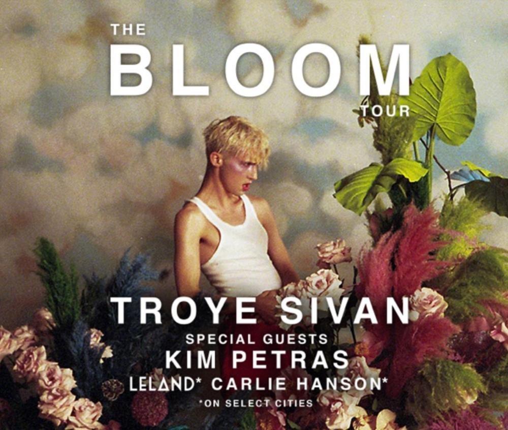 Troye Sivan Announces Headline 2018 The Bloom Tour