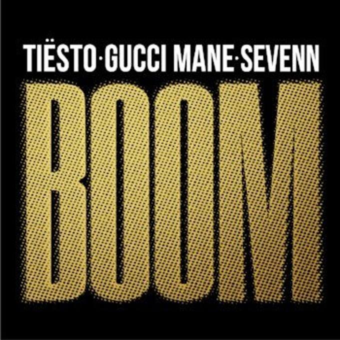"Tiësto Unveils ""Boom"" with Gucci Mane & Sevenn || New Edit ile ilgili görsel sonucu"