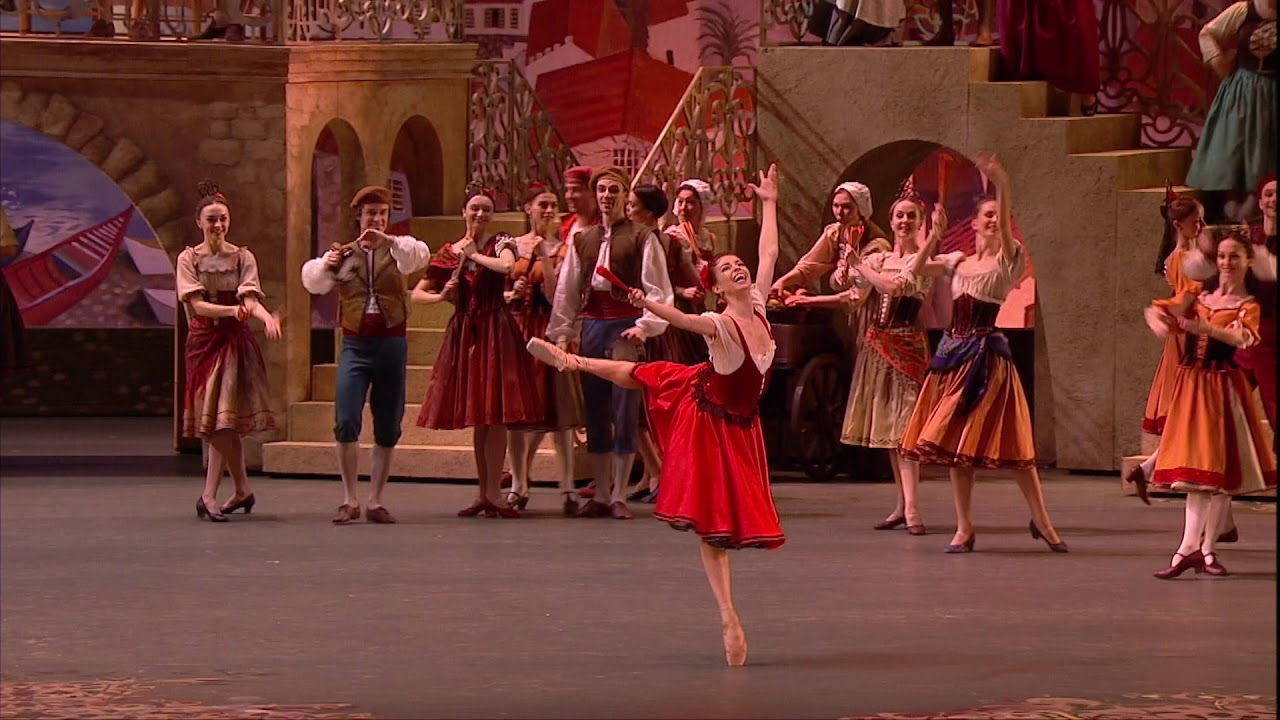 BWW Review: PASSIONATE, ENTERTAINING AND FUN. DON QUIXOTE BY BOLSHOI BALLET at Cinema