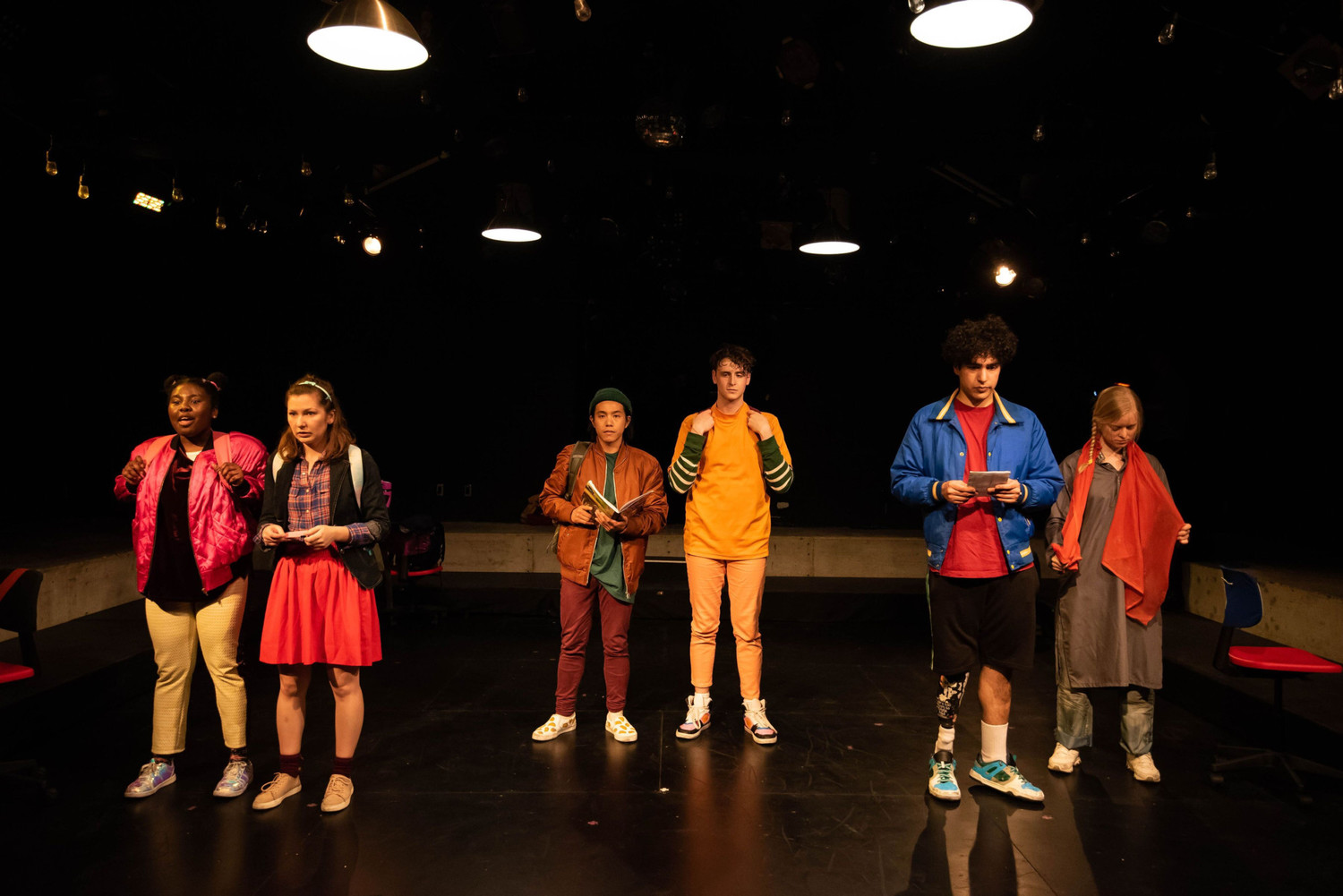 BWW Review: ERASER Drops Audiences Into the Chaos and Confusion of Elementary School