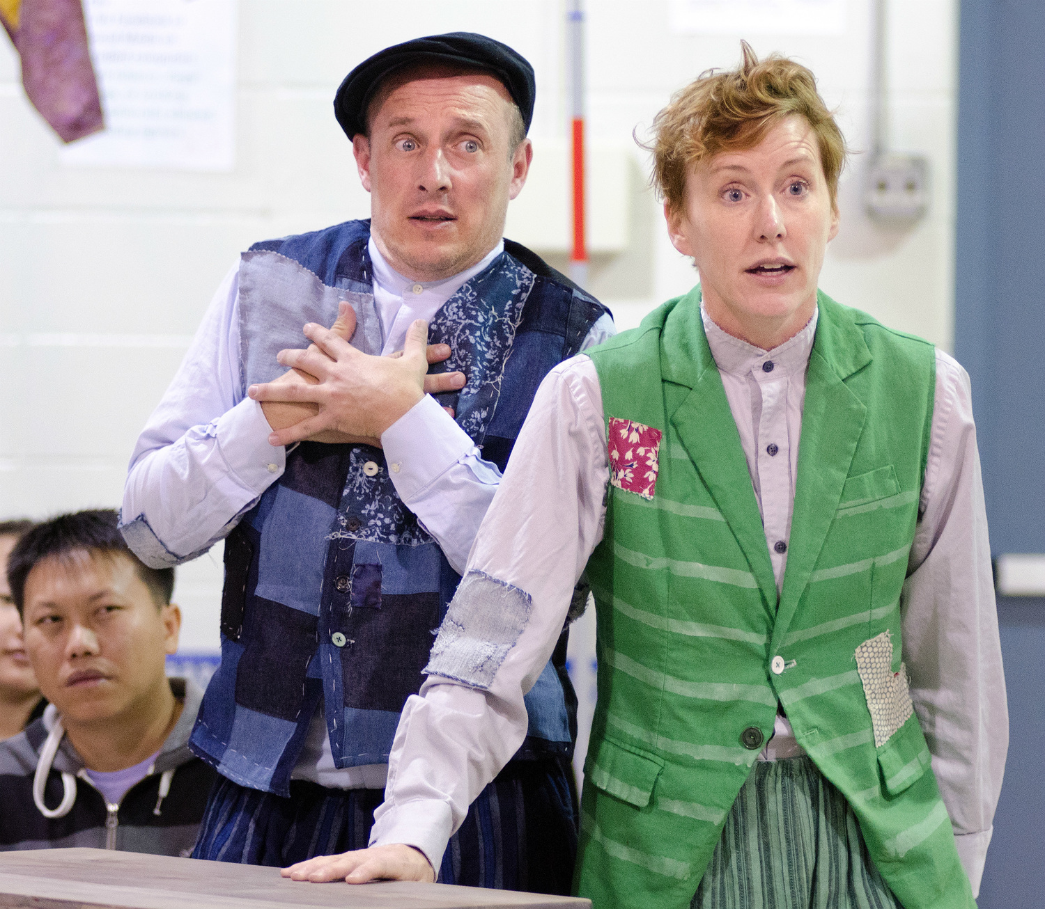 BWW Review: Funny and Accessible SCAPIN at Ten Thousand Things