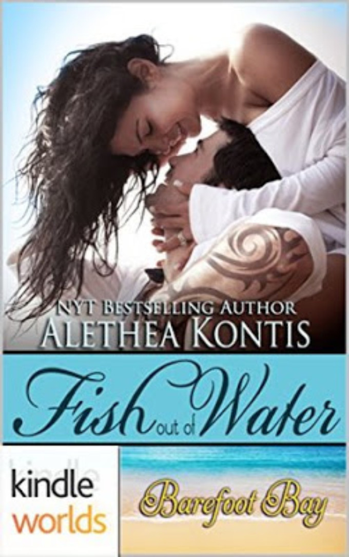 BWW Review: FISH OUT OF WATER by Alethea Kontis