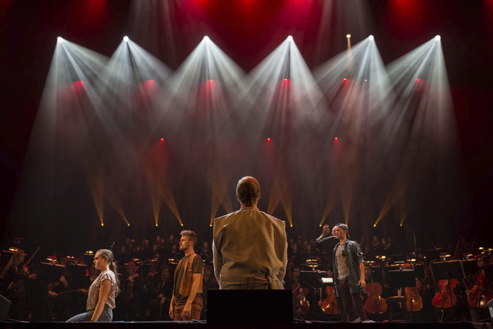 BWW Feature: UCF students rise to the challenge of BERNSTEIN'S 'MASS: A THEATRE PIECE FOR SINGERS, PLAYERS, AND DANCERS'