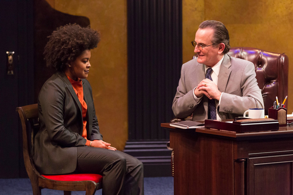 BWW Review: THE ORIGINALIST Opens the Door to Dialogue at the Indiana Repertory Theatre