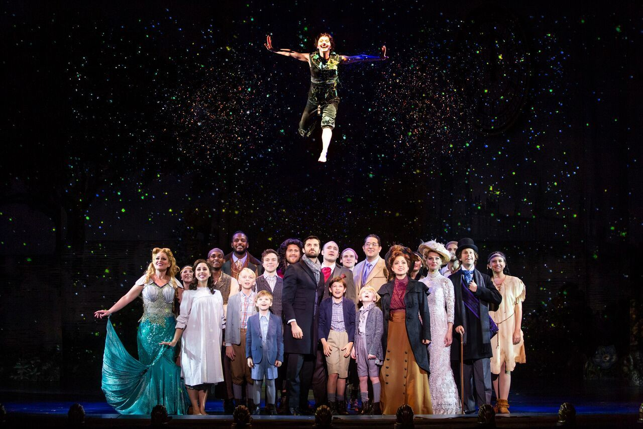 BWW Review: FINDING NEVERLAND at The Overture Center