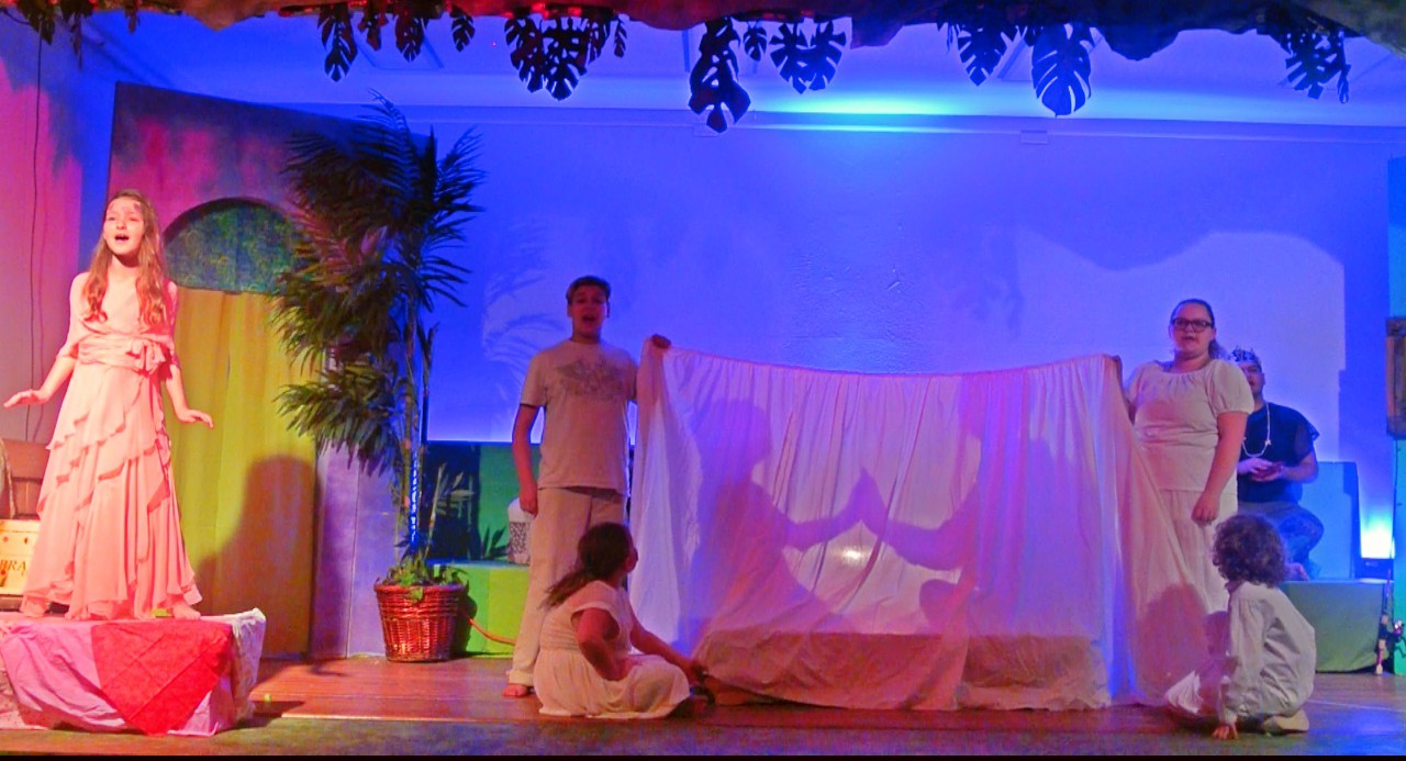 BWW Feature: Local Theatre Academy Meets 'Once on This Island' on Broadway