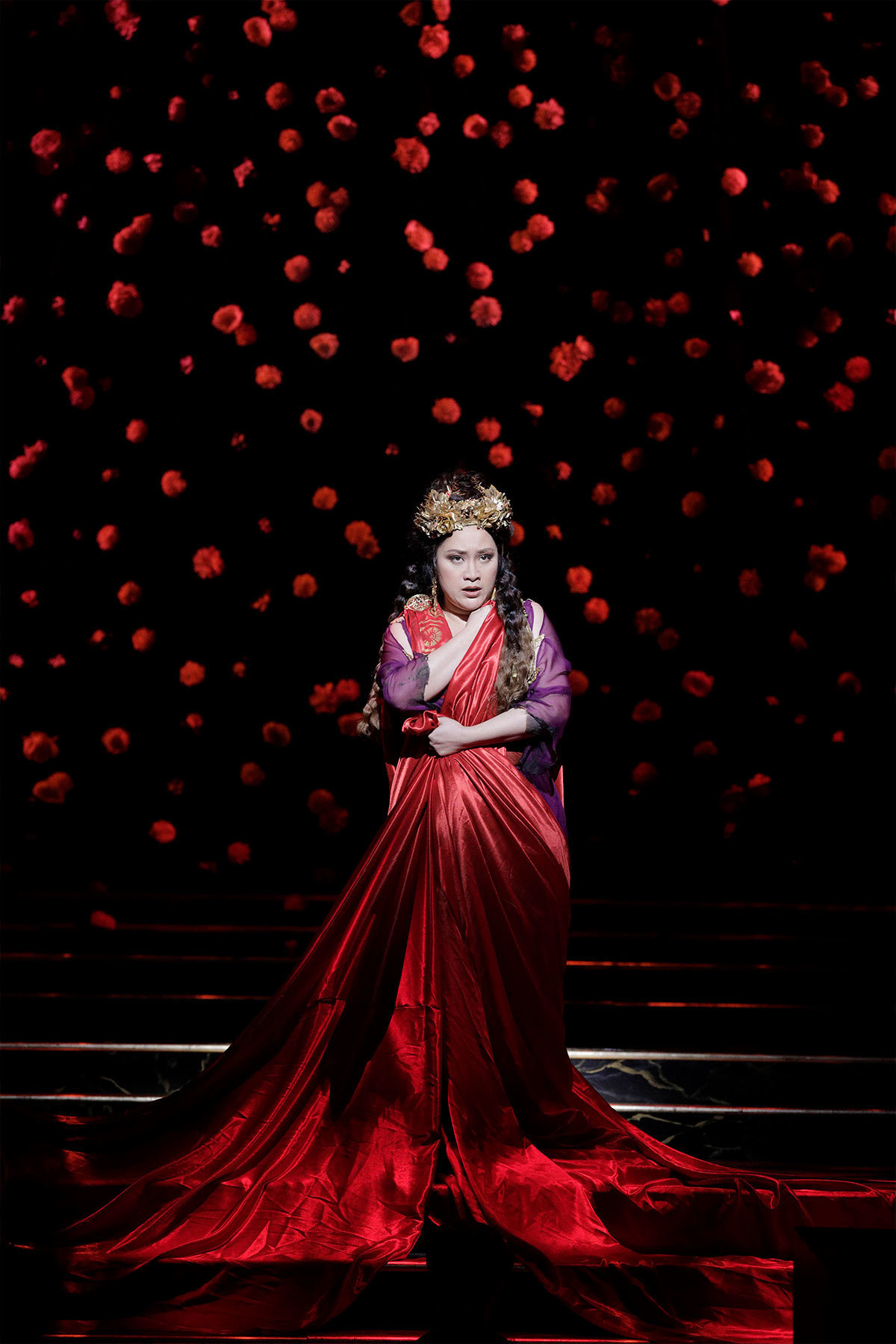 BWW Review: THE CLEMENCY OF TITUS at the Dorothy Chandler Pavilion