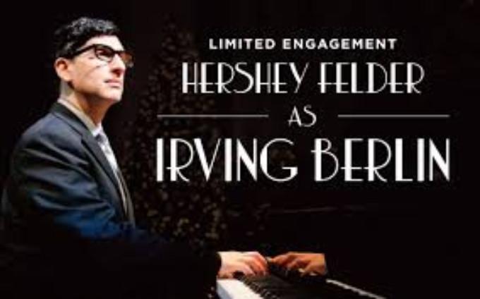 BWW Review: HERSHEY FELDER AS IRVING BERLIN at 59E59