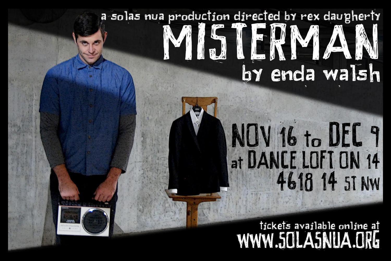 BWW Review: MISTERMAN at Dance Loft On 14