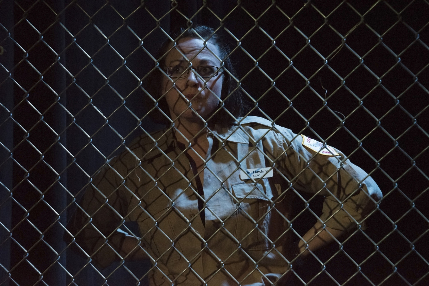 BWW Review: World Premiere of Chandler Hubbard's Noteworthy ANIMAL CONTROL at Firehouse Theatre