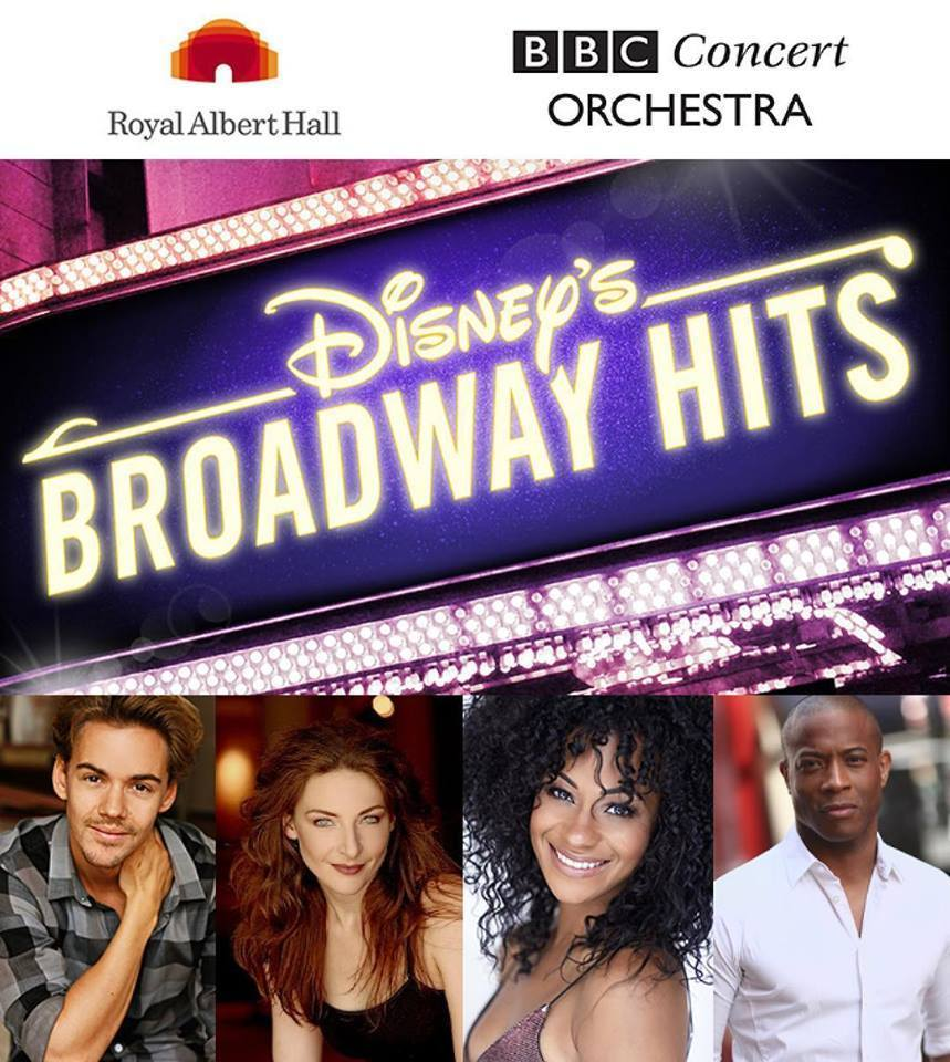 Anton Zetterholm To Be Part Of Disney's Broadway Hits  At Royal Albert Hall