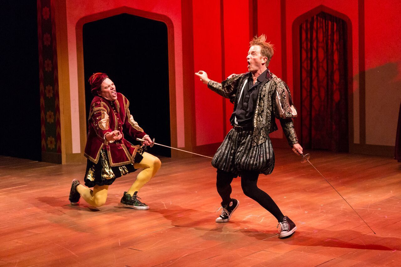 BWW Review: COMPLETE WORKS OF WM SHAKESPEARE (ABRIDGED)(REVISED) at DE Theatre Company
