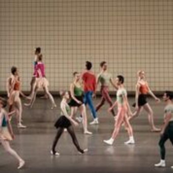 BWW Review: NYC BALLET:  ROBBINS CENTENNIAL (BERNSTEIN, GLASS, AND VERDI) at The Kennedy Center