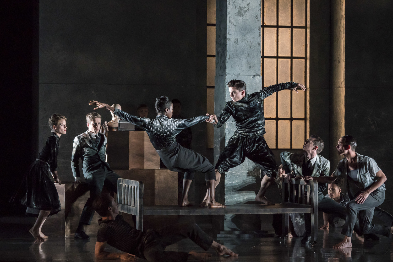 BWW Review: RAMBERT'S LIFE IS A DREAM, Sadler's Wells
