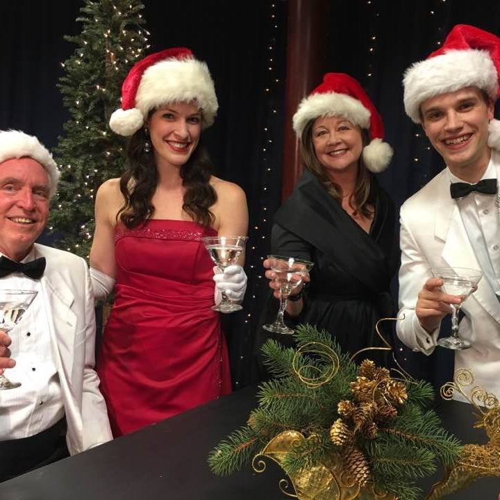 BWW Review: SINATRA CHRISTMAS MY WAY: A SINATRA HOLIDAY BASH! Jumpstarts the Christmas Season
