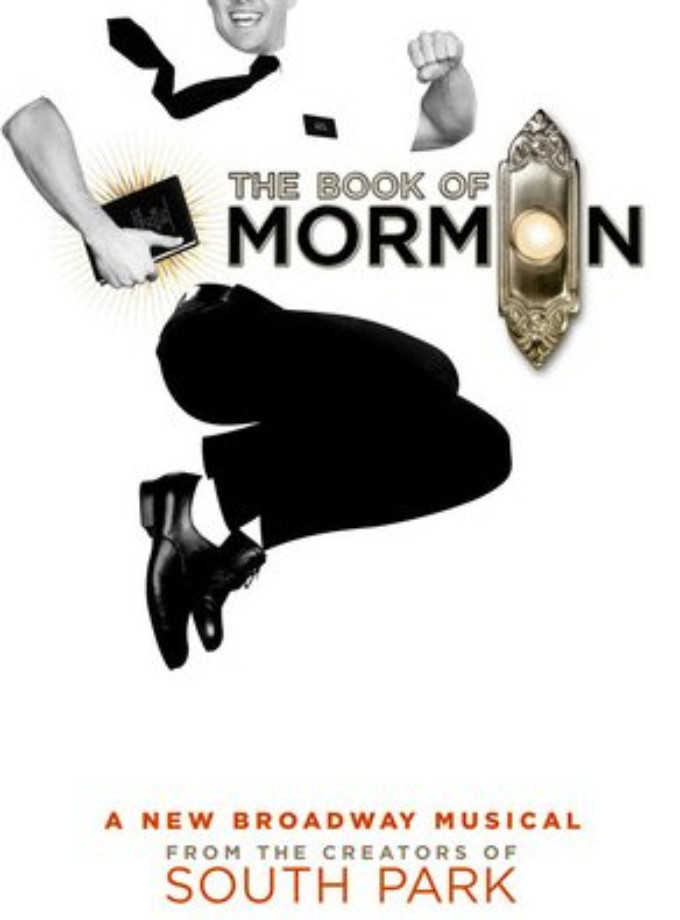 THE BOOK OF MORMON Comes to Tennessee Performing Arts Center 3/12 - 3/17!