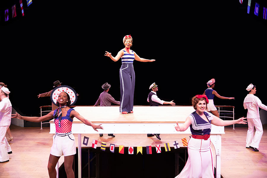 BWW Review: ANYTHING GOES at Arena Stage