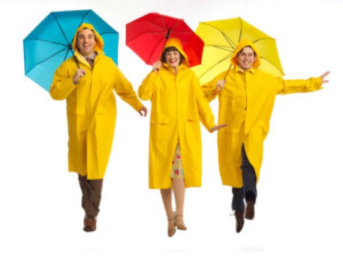 Royal City Musical Theatre Presents SINGIN' IN THE RAIN