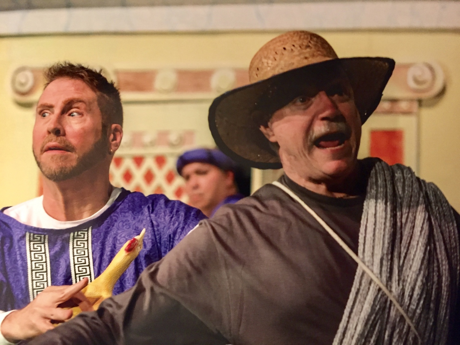BWW Review: A FUNNY THING HAPPENED ON THE WAY TO THE FORUM at City Theatre Of Independence