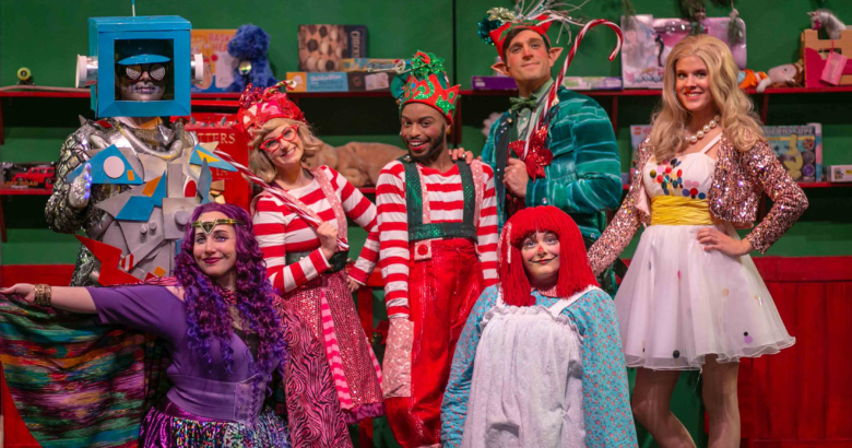 BWW Review: THE CHRISTMAS ELF 2 at Downtown Cabaret Children's Theatre