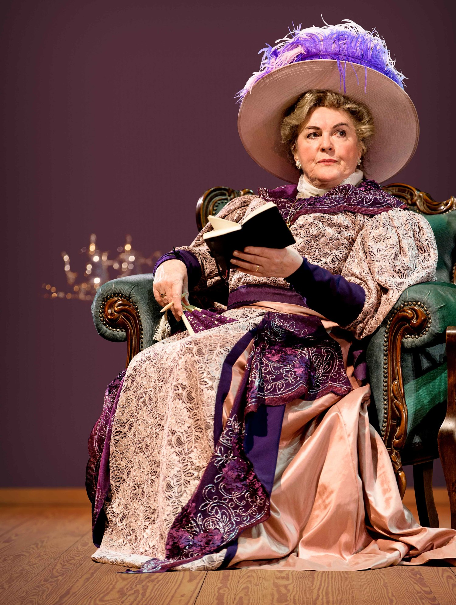 BWW Interview: Gwen Taylor Talks THE IMPORTANCE OF BEING EARNEST