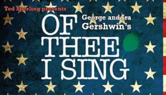 BWW Review: Of Thee I Sing at the Tiles Center