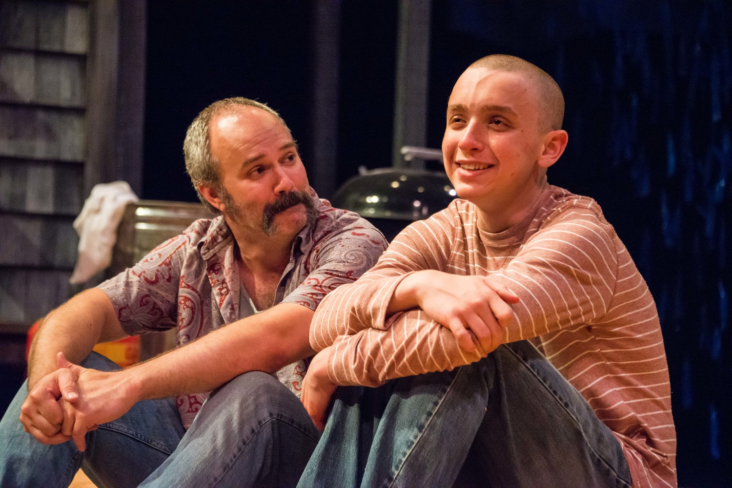 BWW Review: SWIMMING WITH WHALES at 1st Stage