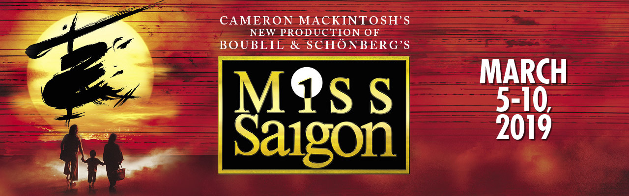 BWW Review: MISS SAIGON at Rochester Broadway Theatre League