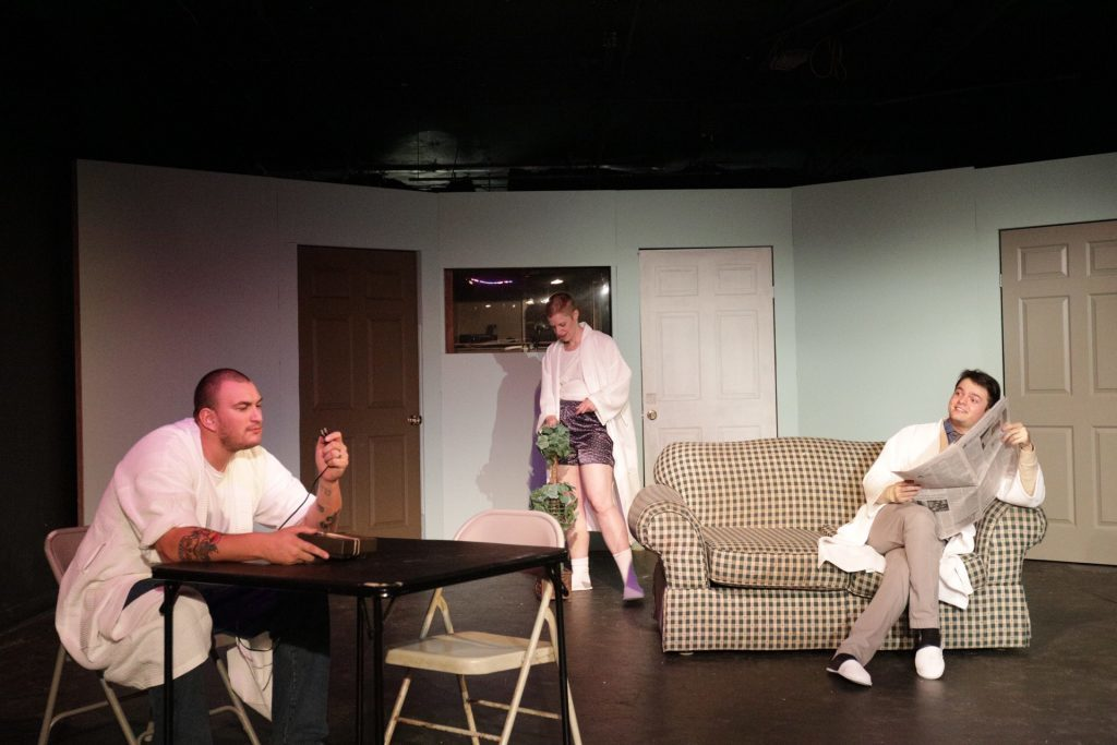 BWW Review: PVT. WARS at The Alley Theater