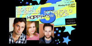 Have A Happy New Year With (mostly)musicals' 5th Anniversary Show At Vitello's