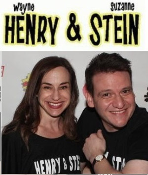Comedic Duo Henry & Stein Premiere New Comedy THE SHARK TANK FEEDER SHOW